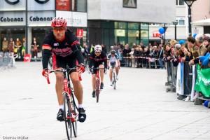 Charity-Radrennen zugunsten des ZKRD in Ulm, Mai 2012
